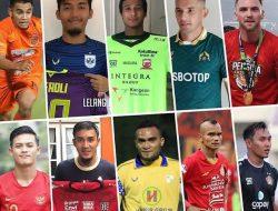 Peduli Corona, Para Pemain Top liga1 Galang Aksi Lelang Jersey kesayangannya