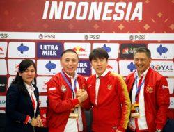 Shin Tae Yong Sumbang 300 Juta untuk Membantu Memerangi Coronavirus Di Indonesia