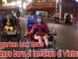 Lock Down di Longgarkan, Vietnam Catatkan 17 Kasus Baru, 21 Ribu Orang di Karantina