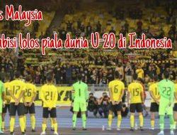 Timnas Malaysia Berambisi Tembus Semi Final AFC U-19 Dan Bermain Di Piala Dunia U-20 Di Indonesia