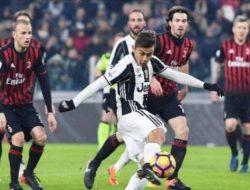 Prediksi dan Jadwal Live Semifinal Coppa Italia Juventus vs AC Milan