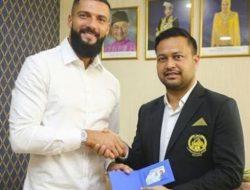 Berambisi Lolos Ke Piala Dunia, Malaysia Resmi Naturalisasi Gelandang Serang JDT