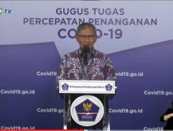 Bertambah 1041 Kasus,  Indonesia Berada Di Urutan 30 Dunia, Negara Terpapar Virus Corona