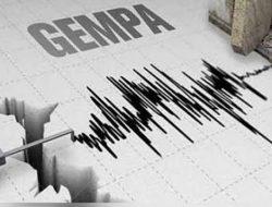 Breaking News, Gempa Berkekuatan 6,1 Magnitudo Guncang Jepara Pagi Ini