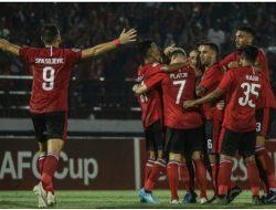AFC Rilis Jadwal Baru, Bali & PSM Siap Berlaga Kembali, Simak Jadwalnya