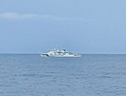 "Lagi, Kapal ""Coast Guard"" China Terobos Laut Natuna Utara"