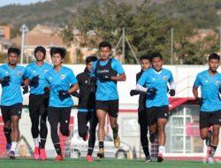 Kabar Gembira, Laga Timnas U-19 Indonesia di Spanyol Akan Disiarkan di TV National