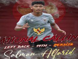 Shin Tae yong Panggil Salman Alfarid untuk Mengikuti Pemusatan Latihan di Jakarta