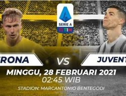 Liga Italia: Verona vs Juventus, Peluang Nyonya Tua Kejar Inter Milan