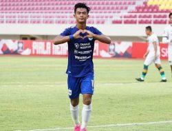 Bek Didikan Shin Tae yong, Pratama Arhan Cetak Gol Spectacular Bikin Pelatih PSIS Kagum