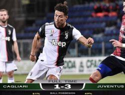 Hancurkan Cagliari, Ronaldo Cetak Hattrick untuk Juventus