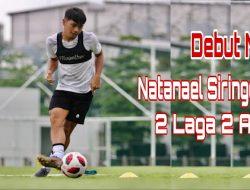 Natanael Siringoringo Jadi Pemain Terbaik Indonesia Diluar Negeri Berkat Dua Laga Dua Assist