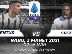 Liga Italia: Juventus vs Spezia, Tekat Nyonya Tua Pertahankan Scudetto