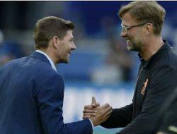 Jurgen Klopp Siap Tinggalkan Liverpool Digantikan Steven Gerrard