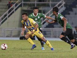 Saddil Ramdani Sukses Cetak Gol Perdana  Meski Sabah FA Kalah dari Sri Pahang