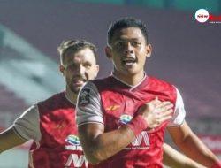 Jebolan Persib Junior, Taufik Hidayat Bangga Jebol Gawang Mantan Klubnya di Final Piala Menpora 2021