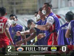 Andalkan Braif Fatari dan Taufik Hidayat, Persija Gulung Persib di Final Leg Pertama Piala Menpora 2021