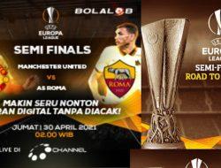European League: Manchester United vs AS Roma, Peluang Setan Merah Raih Gelar Juara