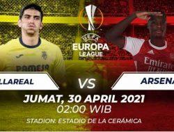 Liga Eropa: Villarreal vs Arsenal, Misi Balas Dendam Unai Emery