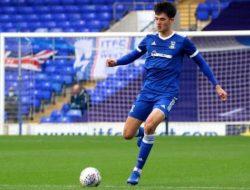 Cetak Gol, Elkan Baggott Bawa Ipswich Town Melangkah ke Semifinal FA Youth Cup