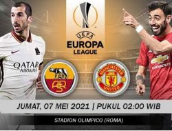 Liga Eropa: AS Roma vs Manchester United, Menanti Debut The Special One