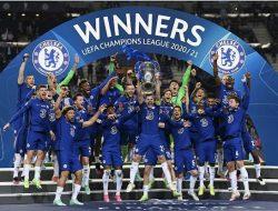 Kalahkan Manchester City, Chelsea Juara Liga Champions 2020-2021