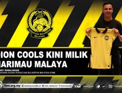Timnas Malaysia Resmi Umumkan Naturalisasi Pemain Asal Belgia