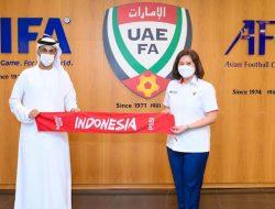 PSSI dan UEA Sepakat Kerjasama Bangun Sepak Bola Indonesia