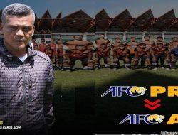 Mengaku Keberatan dengan Lisensi Kepelatihan AFC PRO, Persiraja Protes ke PSSI