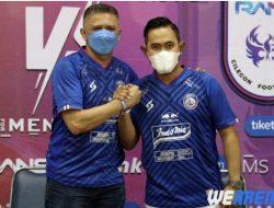 Gilang Widya Pramana, Resmi Jadi Presiden Arema FC