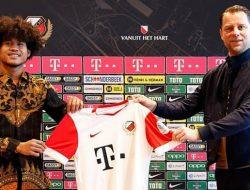 Direktur Teknik FC Utrecht Bantah Bagus Kahfi Sebagai Pemain Titipan