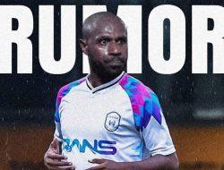 Menghilang dari Persipura, Boaz Solossa Dirumorkan Gabung Rans Cilegon FC