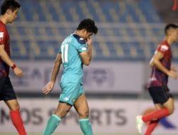 Gagal Eksekusi Pinalti, Fans Asnawi Serang  Pemain Asal Brazil
