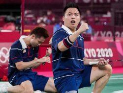 Berkat Tangan Dingin Pelatih Asal Indonesia, Aaron Chia/Soh Wooi Yik Berhasil Persembahkan Medali untuk Malaysia