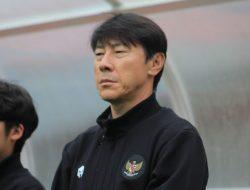 Shin Tae yong Ungkap Alasan 3 Asistennya Mundur dari Timnas Indonesia