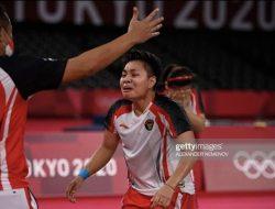 Kisah Apriyani Rahayu: Dulu Main Pakai Raket Kayu, Kini Jadi Juara Olimpiade