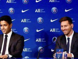 Lionel Messi Targetkan Juara Liga Champions Bersama PSG