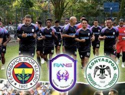 Laga Persahabatan Rans Cilegon FC vs Fenerbahce Akan Disiarkan di TV Indonesia