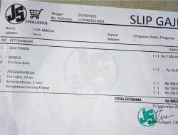 Posting Slip Gaji, Lisa Amelia Diancam UU ITE dan Dipecat dari Perusahaan