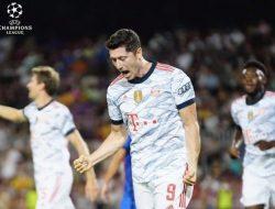 Bermain di Kandang, Barcelona Dihajar Bayern Munchen 3 gol Tanpa Balas