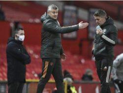 Solskjaer Frustasi Manchester United Takluk dari West Ham United
