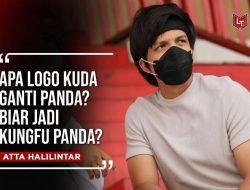 Disindir Sebagai Tim Kungfu, Atta Halilintar: Apa Logo Kuda Diubah Jadi Panda