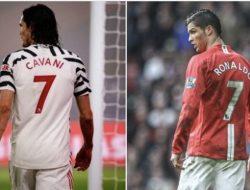Misteri Hilangnya Edinson Cavani Sejak Kedatangan Ronaldo