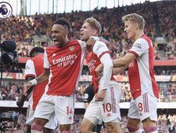 Mulai Gacor, Arsenal Lumat Tottenham dengan Skor 3-1