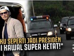 Bawa Mobil Seharga RP4.8 M, Ronaldo Dikawal Bodyguard ke Tempat Latihan