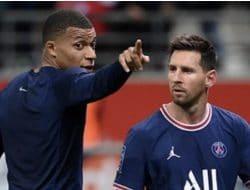 Messi Nomer Satu di Barcelona Tapi Harus Jadi Pelayan Mbappe di PSG