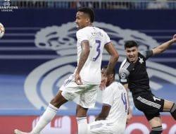 Hasil Liga Champions: Real Madrid Secara Mengejutkan Tumbang Dari Sheriff