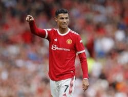 Ronaldo Minta Menu Sehat di MU, Rekan-Rekannya Mengeluh