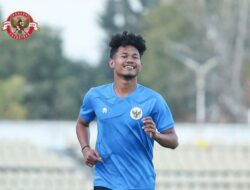 Bagus Kahfi Siap Beradaptasi di Timnas U-23 Indonesia