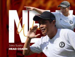 Joko Susilo Resmi Diperkenalkan Jadi Pelatih PSG Pati